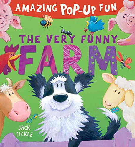 The Very Funny Farm by Jack Tickle