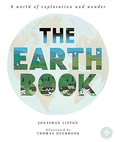The Earth Book By Thomas Hegbrook
