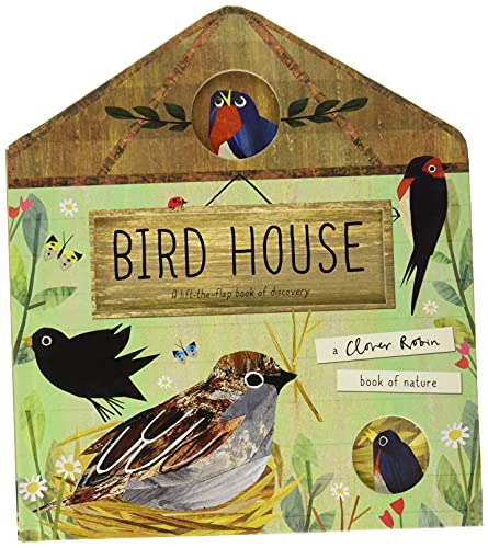 Bird House By Libby Walden