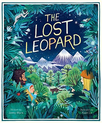 The Lost Leopard By Jonny Marx
