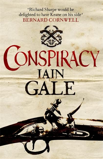 Conspiracy By Iain Gale