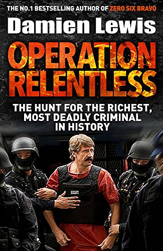 Operation Man Hunt By Damien Lewis