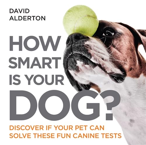 How Smart is Your Dog?: Discover If Your Pet Can Solve These Fun Canine Tests by David Alderton