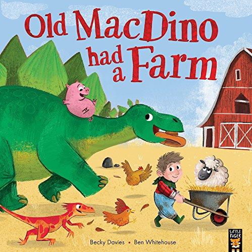Old MacDino had a Farm By Becky Davies