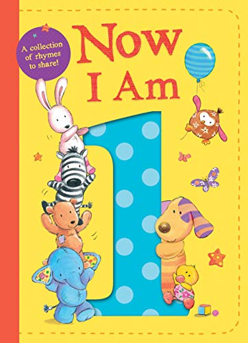 Now I Am 1 By Illustrated by Rachel Baines