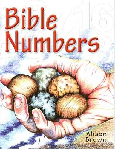 Bible Numbers 1-12 By Alison Brown, Le (University of London)