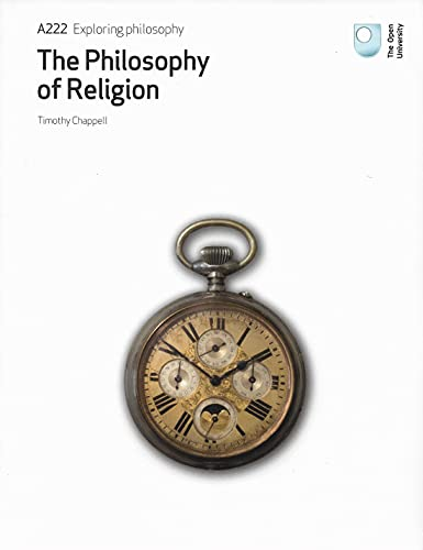 The Philosophy of Religion - Exploring Philosophy - The Open University - A222