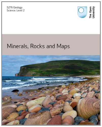 Minerals, Rocks and Maps By P. Webb