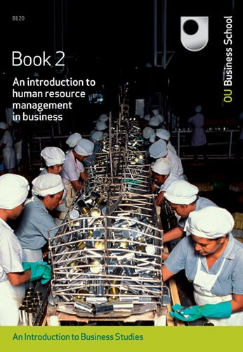 An Introduction to Human Resource Management in Business by D. Preston