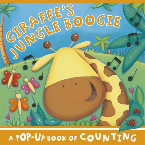 Giraffe's Jungle Boogie By Jonathan Litton