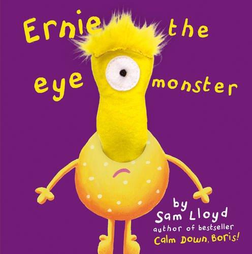 Ernie the Eye Monster by Sam Lloyd