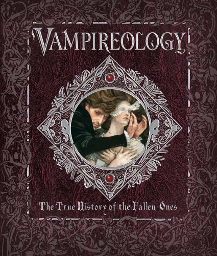 Vampireology By Nick Holt