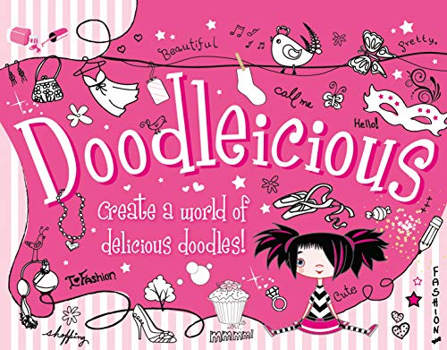 Doodleicious By Tracy Hare
