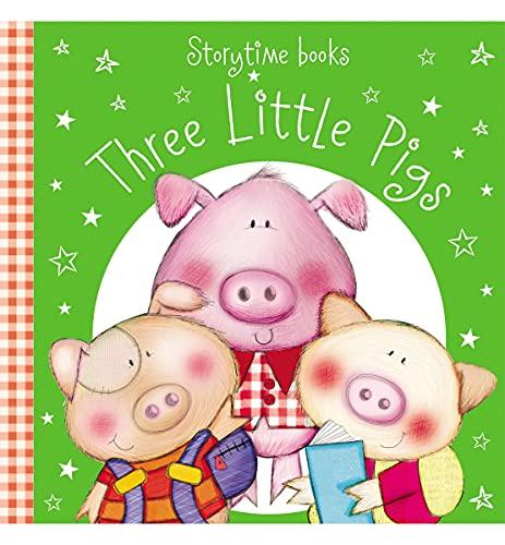 Night, Night, Sleep Tight! Three Little Pigs By Nick Page