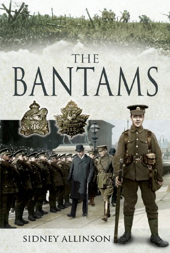 The Bantams By Sidney Allinson