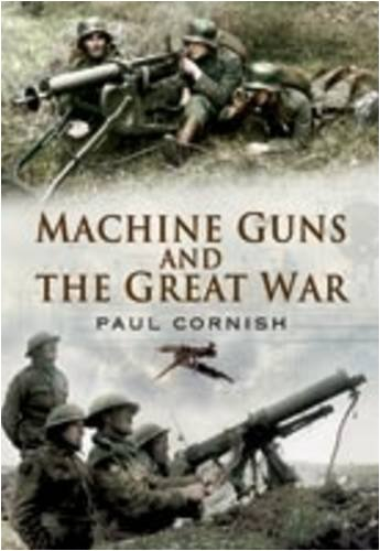 the importance and effects of the machine guns during world war i Throughout world war 1, the maxim machine gun had become known as one of the most deadliest and devastating weapons to make an appearance on the western front.