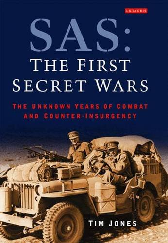 SAS: The First Secret Wars By Tim Jones