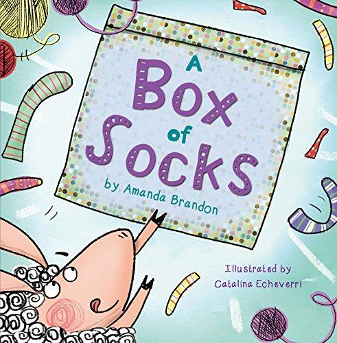 A Box of Socks By Amanda Brandon