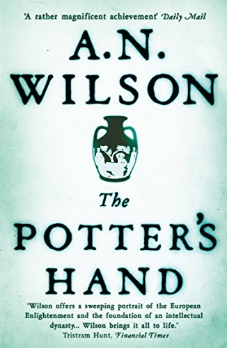 The Potter's Hand by A. N. Wilson