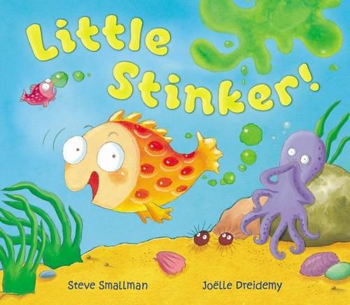 Little Stinker! by Steve Smallman