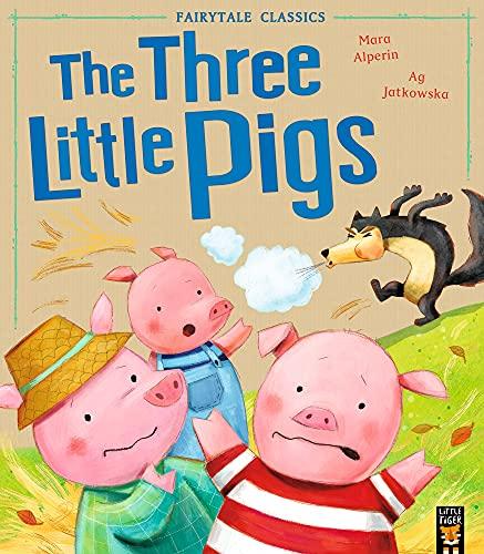 The Three Little Pigs By Mara Alperin