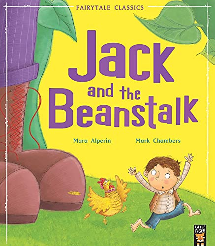 Jack and the Beanstalk By Mara Alperin