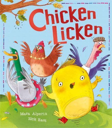 Chicken Licken By Mara Alperin