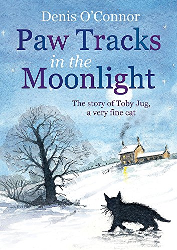 Paw Tracks in the Moonlight By Denis John O'Connor