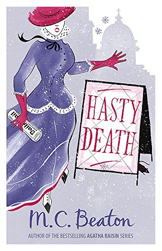 Hasty Death by M. C. Beaton