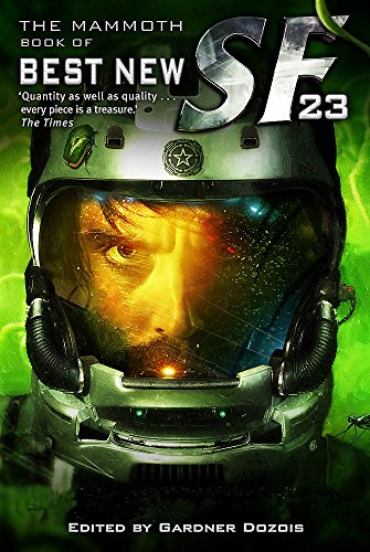The Mammoth Book of Best New SF 23 By Gardner Dozois