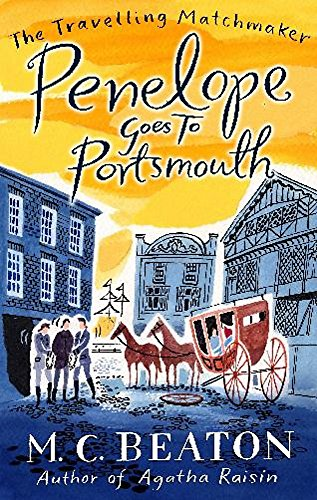 Penelope Goes to Portsmouth By M.C. Beaton