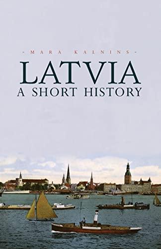 Latvia By Mara Kalnins