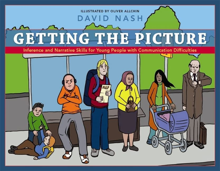Getting the Picture By Illustrated by Oliver Allchin