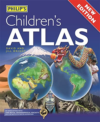 Philip's Children's Atlas By David Wright