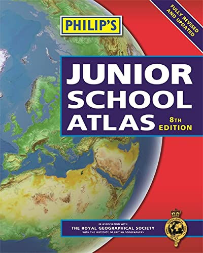 Philip's Junior School Atlas By Philip's Maps