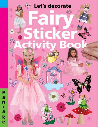 Fairy Sticker Activity By Roger Priddy