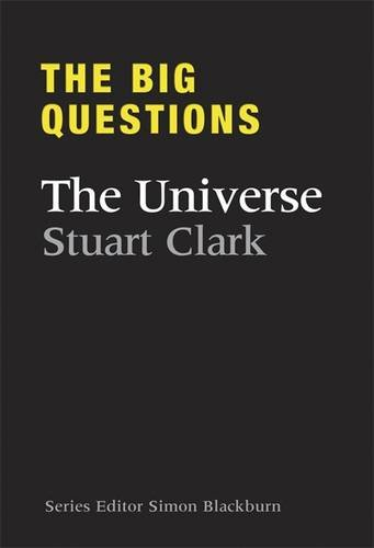 The Big Questions: The Universe by Stuart Clark