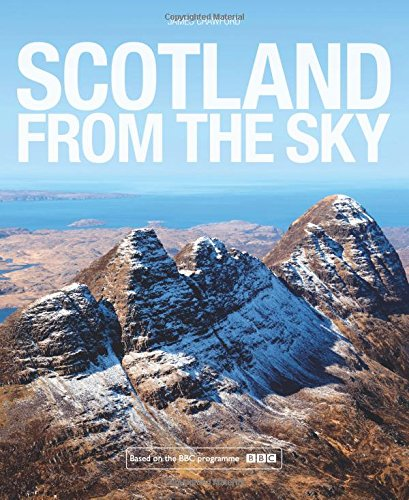 Scotland from the Sky By James Crawford