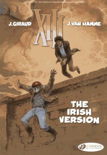 XIII Vol.17: the Irish Version By Jean van Hamme