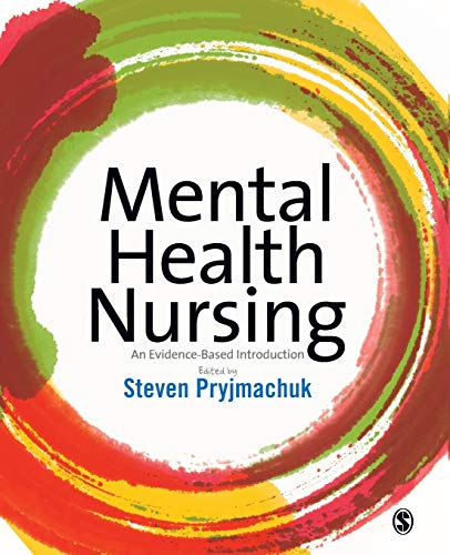Mental Health Nursing By Edited by Steven Pryjmachuk