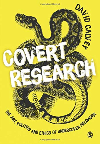 Covert Research By David Calvey