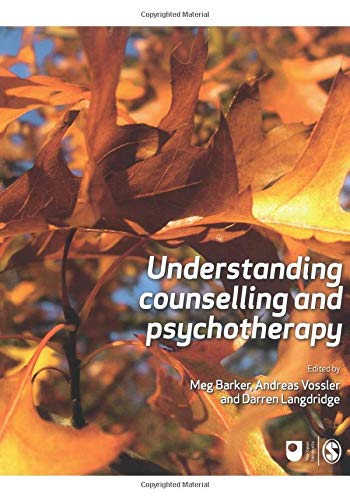 Understanding Counselling and Psychotherapy By Meg-John Barker