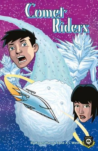 Comet Riders (Alien Detective Agency) By Roger Hurn