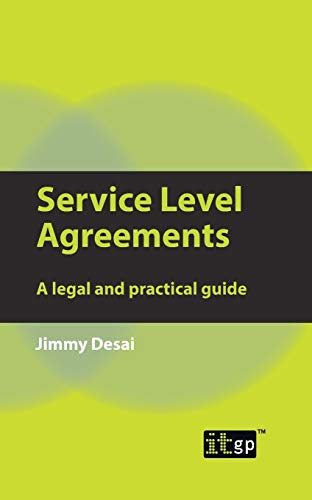 Service Level Agreements By Jimmy Desai
