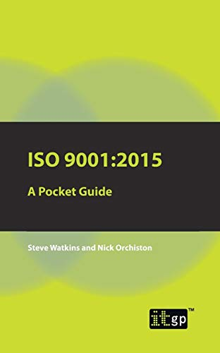 ISO 9001:2015 By IT Governance Institute
