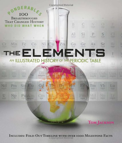 The Elements: An Illustrated History of the Periodic Table (Ponderables) By Worth Press Limited