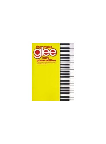Glee Songbook: Easy Piano by