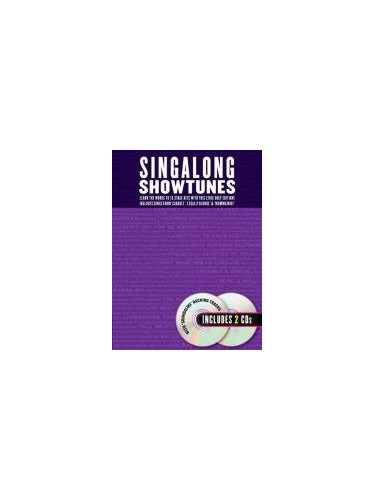 Singalong Showtunes By Various
