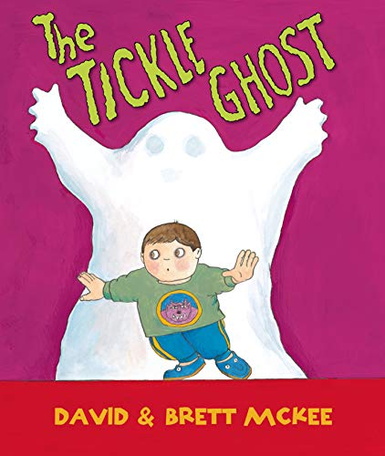The Tickle Ghost By David McKee