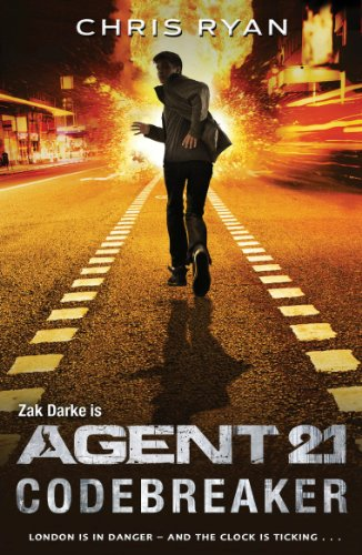 Agent 21: Codebreaker: Book 3 by Chris Ryan
